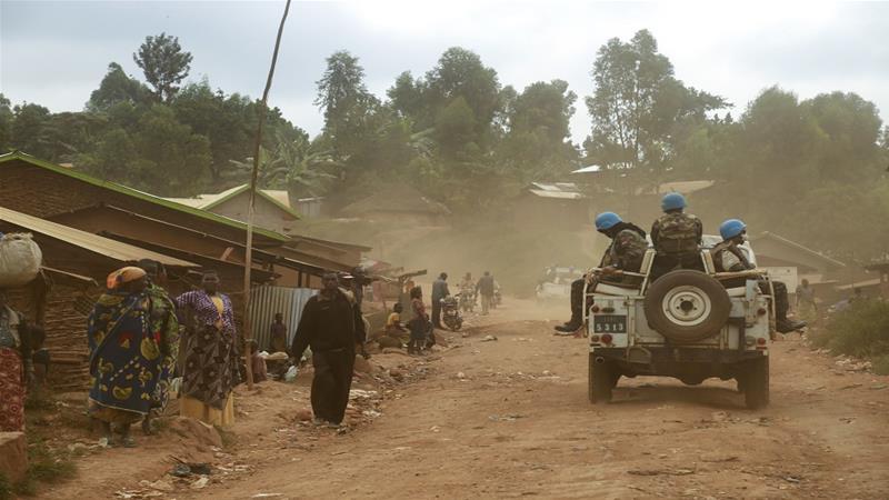 Útočníci z Konga narušují závěrečné školní zkoušky znásilňují studentky