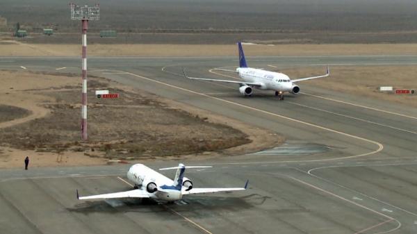 Kazašské letecké společnosti se z pandemie ještě nedostaly