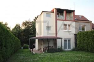 Pronájem rodinného domu 4+kk, 250m2, Praha 6 - Bílá Hora