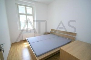 Pronájem bytu 3+kk Praha 1 Nové Město, ul. Růžová