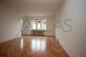 Pronájem bytu 2+1,72 m2, Komornická ulice, Praha 6 - Dejvice