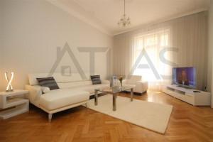 Pronájem luxusního bytu 4+1, 140 m2, Štupartská ulice, Praha 1 - Staré Město