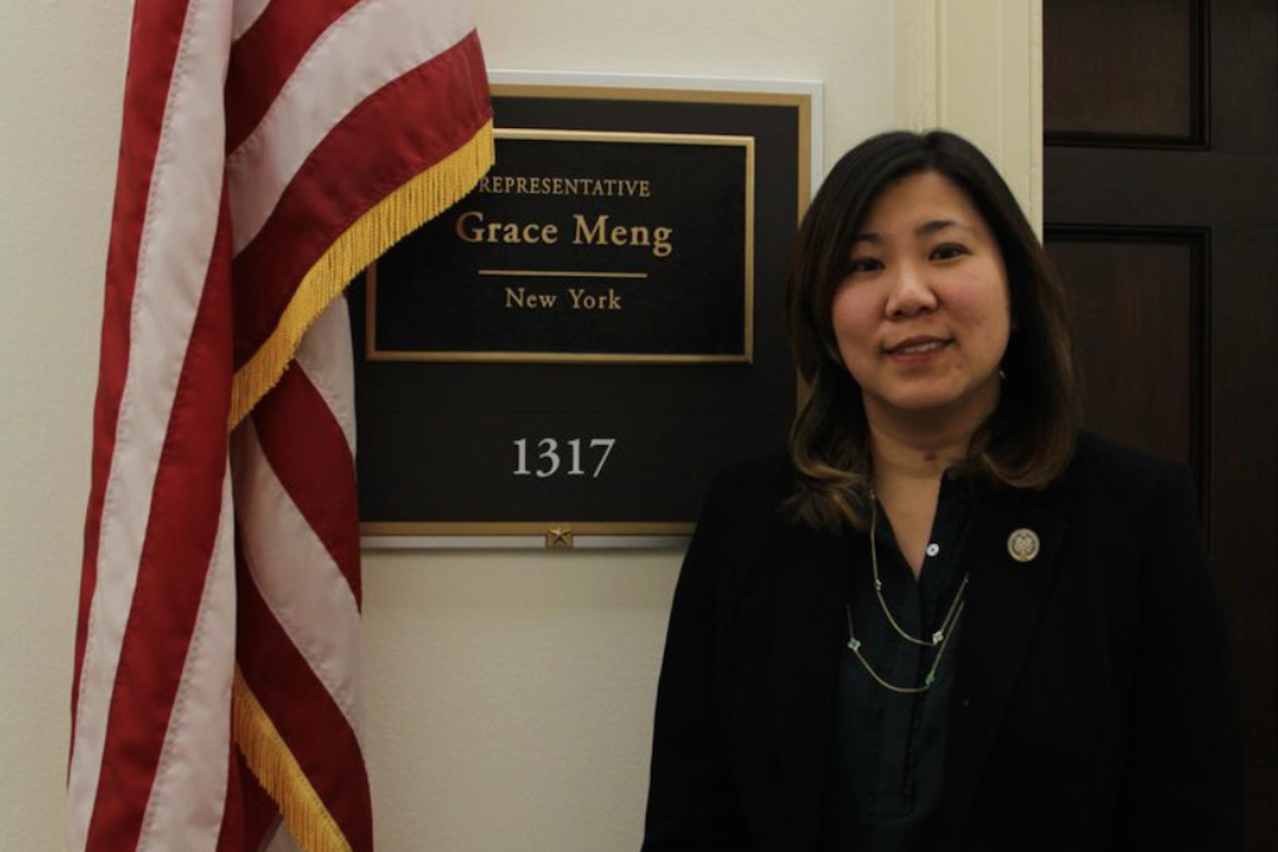 kongresmanka Grace Meng