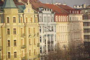 Pronájem bytu 2+kk, 40 m² Praha - Vršovice, Tádžická