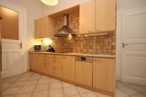 Pronájem bytu 3+1, 88 m2 Praha 2 - Vinohrady Jana Masaryka