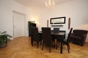 Byt 2+1 na pronájem, Praha 1 - Staré Město, Smetanovo Nábřeží