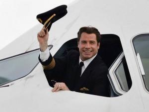 John Travolta je vášnivý pilot