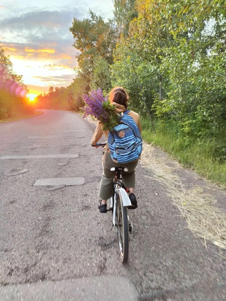 Pokud žijete v Kazani, pak je pro vás tato cyklotrasa skvělá
