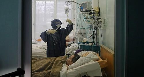 Rostovská nemocnice reagovala na údaje o hromadném úmrtí pacientů