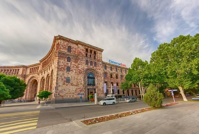 Stepanakert Pobočka Converse Bank se znovu otevírá