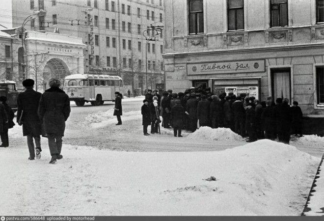 Strašidelné fotografie, které ukáží strašný život jaký existoval v SSSR 11