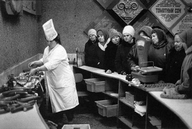 Strašidelné fotografie, které ukáží strašný život jaký existoval v SSSR 4