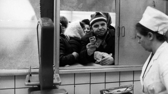 Strašidelné fotografie, které ukáží strašný život jaký existoval v SSSR 5