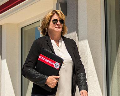 Diane Stein je součástí CCHR Florida od roku 2014 a díky své práci zachránila stovky životů.
