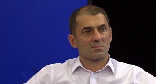Astamur Kakaliya - boj proti korupci v Abcházii