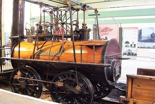 Puffing Billy, Locomotion No