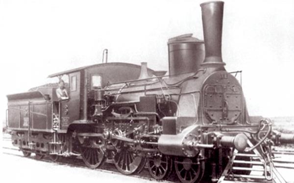 Parní lokomotiva řady 259