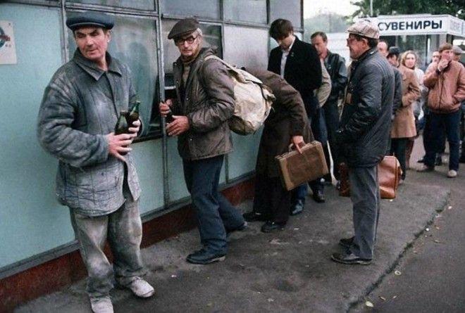 Strašidelné fotografie, které ukáží strašný život jaký existoval v SSSR 1