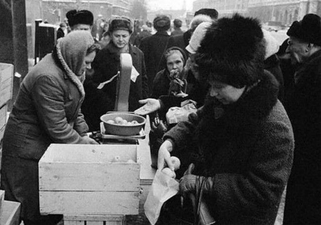 Strašidelné fotografie, které ukáží strašný život jaký existoval v SSSR 3